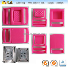 side Quick release plastic buckles,plastic belt buckles Type injection mold