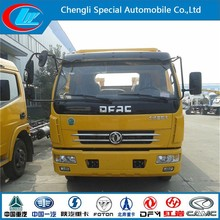 Low price flatbed truck DONGFENG 4X2 Low Flat Bed