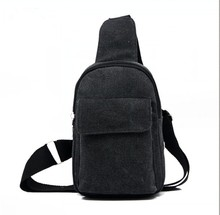 sport backpack with leather straps one strap chest bag