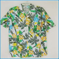 38 pieces of short sleeve Hawaiian shirts