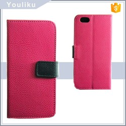 for iphone 6 wallet case ,wholesale flip leather case for girls for iphone 6 plus