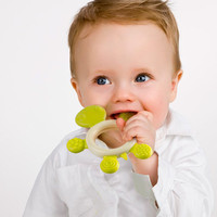 Innovative Lucky Turtle Teether Silicone Baby Products ky01
