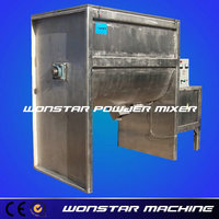 additive dry powder mixing machine shipping to Indonesia