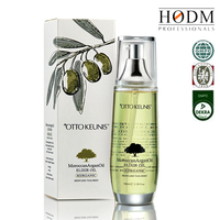 Argan Oil for Hair and Skin - 100% pure Organic cold-pressed Premium Quality Natural Herbal Essential Oil for Skin Care