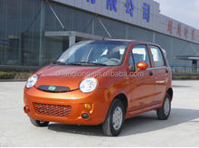 T-KNG Smart 4 Door LHD 5 Seats Cheap China Electric Automobile