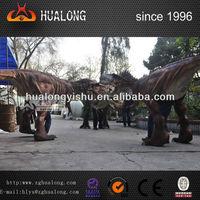 authentic Allosaurus dinosaur costume