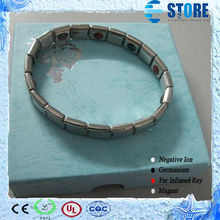 Negative Ion and Far Infrared Best Energy Bracelet