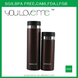 2015 new style product blank double wall stainless steel vacuum flask,travel thermos
