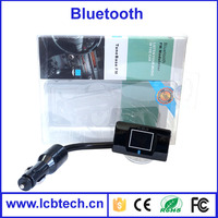 Good quality fm transmitter car bluetooth handsfree kit bluetooth fm transmitter Stereo bluetooth and FMtransmitter technology