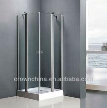 2014 cuadrados de fábrica barata duradera la venta hangzhou prefabricada de cabinas de ducha hg-8666