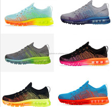 2015 new arrival Running shoes manufacturers Air sneakers bulk wholesale running shoes, men/women dropshipping sports MAX shoes