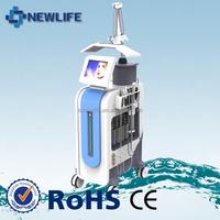 SPA600 Colorful PDT sugarcane peeling machine microdermabrasion oxygen facial machine