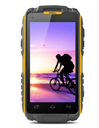 High-tech 5 inch rugged mobile phone with NFC/SOS/PTT rugged intercom android phone