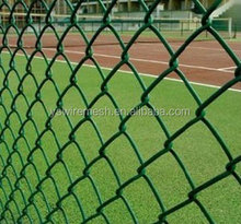 diamond mesh fencing/diamond wire mesh
