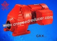 R series reduction helical gearbox machinery reducer gear price variator