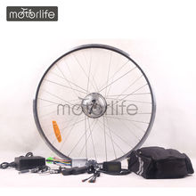 MOTORLIFE Direct factory supply ebike convertion kit with CE approval