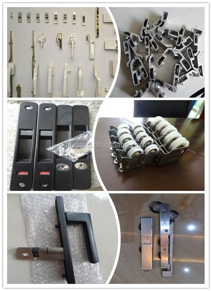 Tipos de ventanas correderas carpintera de aluminio en for Diferencia entre halla y living room