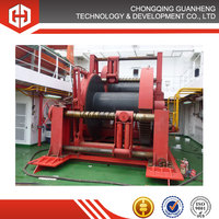 China Electric marine hydraulic towing winch 10t, 15t, 20t, 25t, 30t, 50t, 60t, 80t, 100t, 120t, 150t, 200t