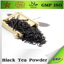 100% nature black tea extract powder