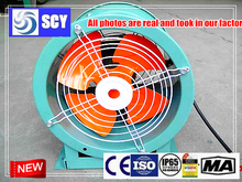 Stainless steel air driven exhaust fans mounted roof/Exported to Europe/Russia/Iran