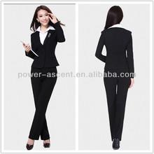 <span class=keywords><strong>mujer</strong></span> <span class=keywords><strong>trajes</strong></span> de negocios el último diseño uniforme
