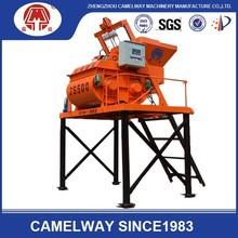 JS500 concrete mixer machine price in india
