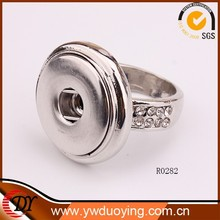 Hot New Product Fashion Jewelry Unique Snap Ring