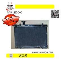 Radiador completo de aluminio para JIMNY 00-03, mejor vendido