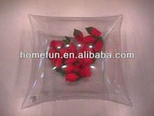 nice inflatable pillow with roses in shenzhen