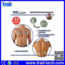 Paypal Accept! Electronic 2 Pad Gymform Duo Total Body Toner/Massager