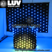 LED dj backdrop DMX with SD effect card for Stage lights/bar wedding