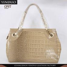 General Fashion Woman Tote Crocodile Handbags Hk