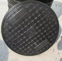 Composite manhole Cover EN124 Plastic Round Square cover