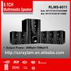 audio speaker system 5.1ch multimedia speaker for outdoor sport
