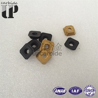 manufacture suply low price china YBC302 SEET12T3-DR tungsten cabride face milling insert