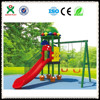outdoor playground signs/outdoor playground tiles/outdoor playground rubber flooring QX-070A