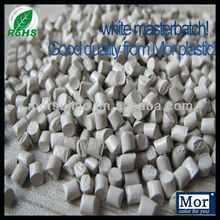 special effect FDA PE Plastic White master batch manufacturer for injection moulding/blow film/blow moulding