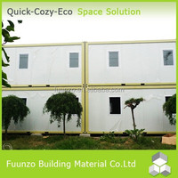 Strong Economical Shipping Container Construction Made in China