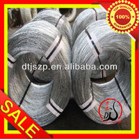 galvanized banding wire/binding wire factory