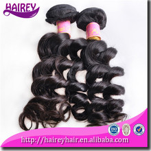 Good Feedback Best Qulaity No Shedding And Tangle Free Hot Selling Cuticle Remy 100% Loose Human Hair Bulk Extension