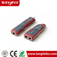 Telephone Phone BNC Network Lan Cable Tester/ Toner/ Tracker, Electric Wire Finder Tracer with Bag