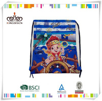 Top Quality Customized Cheap Promotion Drawstring Bag