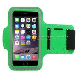 Solf Belt running armband sport case for iphone 5 5s , Phone Bags & Cases waterproof Pouch Holder arm band for iPhone 6