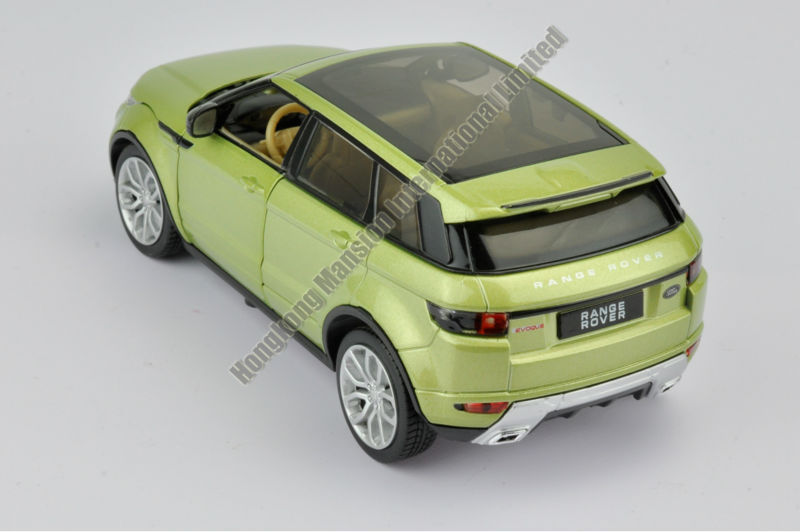 124 Alloy Car Model For Range Rover Evoque-9