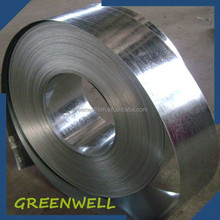Free samples hot rolled galvanized mild steel coil
