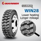 China pneu novo de fábrica de alta qualidade pneu de caminhão radial, 235/75r17.5