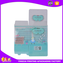 2015 New Design plastic box baby wet wipes for export