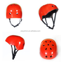 ABS shell helmet, climbing helmet, bike helmet for child