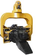 vibratory pile hammmer/ hydraulic pile driver/ side clamp hydraulic vibro hammer