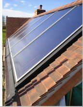 2015 flat plate solar collector latest prices